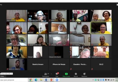 Reunião de Serviço Fevereiro – Gestão 2020/2021